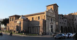 san nicola carcere roma guia portugues - Basílica de São Nicolau em Cárcere