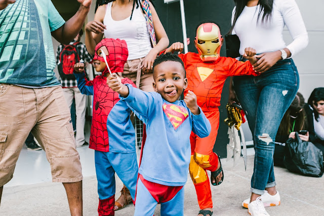 @ComicConAfrica Welcomes First Kid-Focused Convention in Africa #KidsCon 21-24 Sep 2019