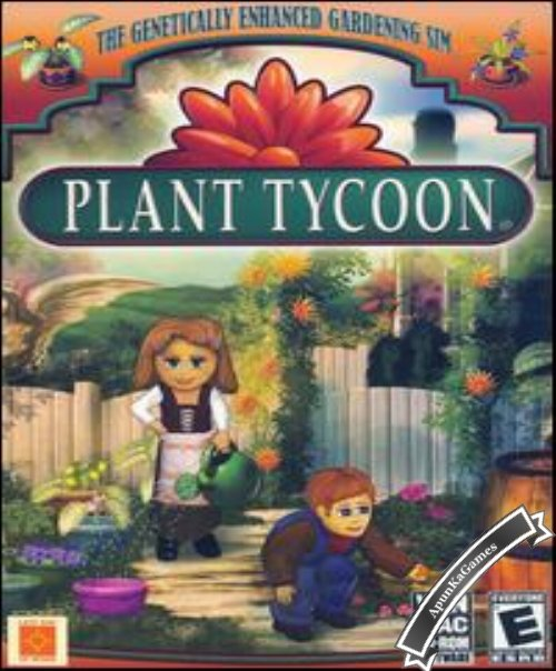 Plant Tycoon Cover, Poster