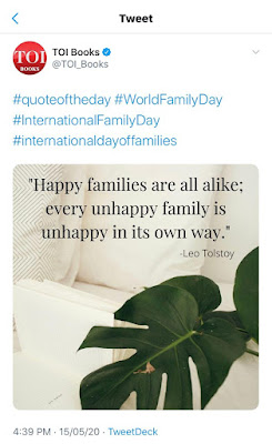quote leo tolstoy happy unhappy families anna karenina