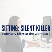 Sitting Is a Silent Killer: Help Employees Avoid Sedentary Risks in the Workplace