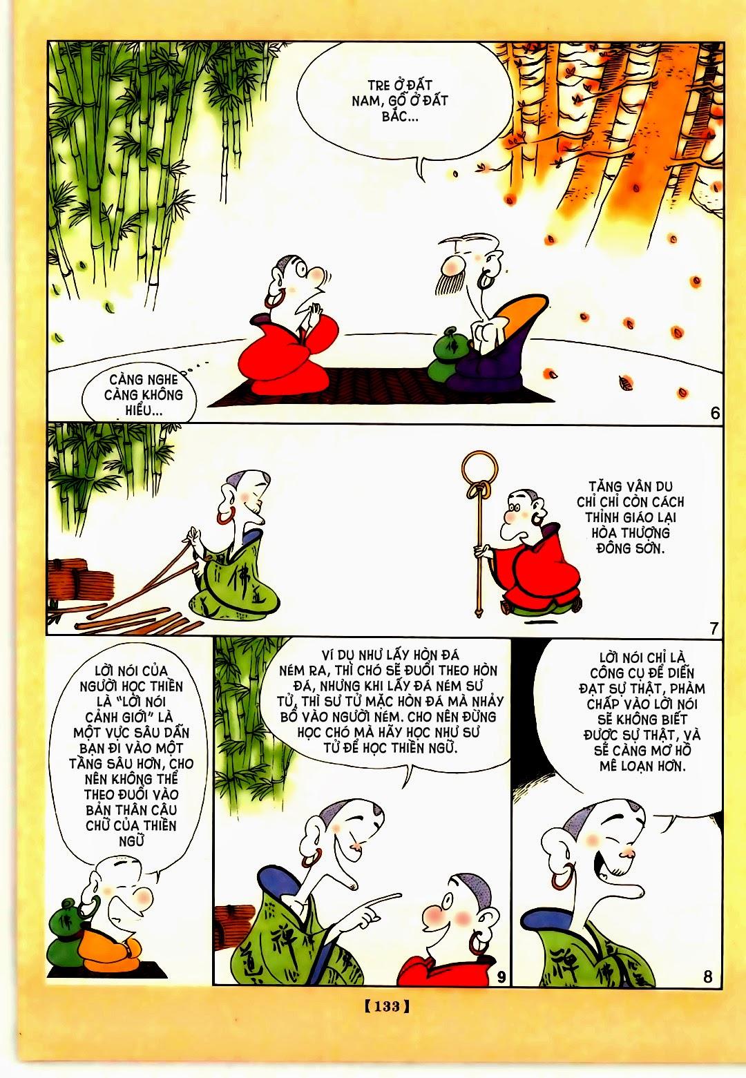 Thiền Thuyết Chap 5 - Next Chap 6
