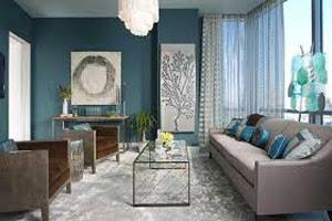 warna cat ruang tamu yang cantik