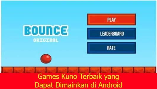 Games Kuno Terbaik yang Dapat Dimainkan di Android