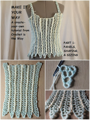 crochet, tutorial, free pattern, how to, top, shirt, blouse, tank top, easy