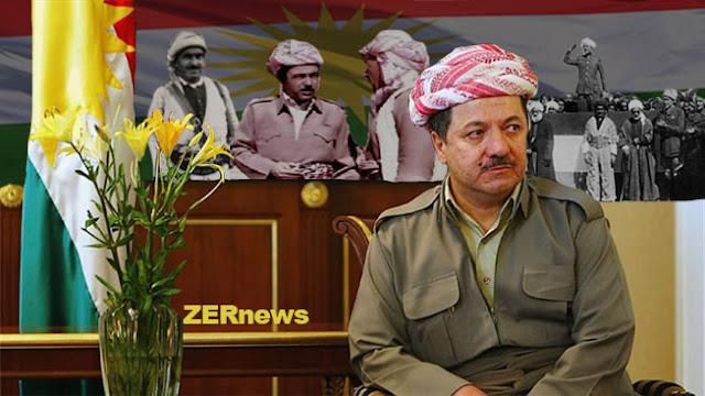Mesut Barzani Kürdistan Bağımsızlık Referandumu