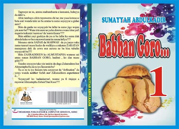 BABBAN GORO BOOK 1 CHAPTER 1 by sumayyah Abdulkadir