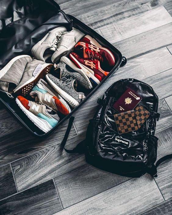 merek sepatu yang baru rilis atau keluar pasaran