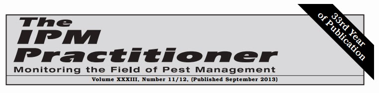 The Ipm Pracioner Is One Of Those Almost Venerable Insutions Pest Control I Just Checked Their Website And It Says They Ve Been Publishing For 33