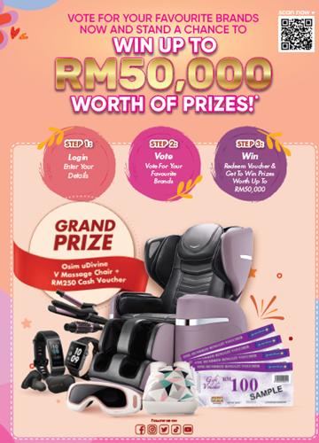 Guardian Health Beauty Awards 2020, Guardian Malaysia, Guardian Most Voted Brands,  Healthy Beauty Awards, Lifestyle