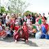 Voluntários da Alegria e Heróis nos Hospitais levam alegria do Natal para as crianças enfermas