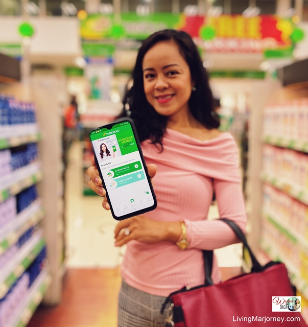 Puregold SALLY Mobile App
