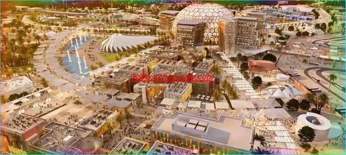حل درس اكسبو دبى 2020 مادة اللغة العربية للصف السادس الفصل الاول 2020- مدرسة الامارات