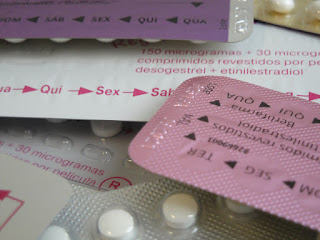 O suplemento seca barriga® corta o efeito da pílula hormonal?
