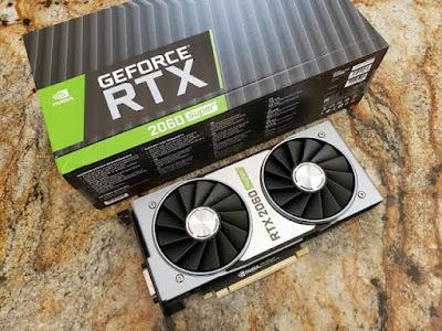 Nvidia GeForce RTX 2060 SUPER最新ドライバーのダウンロード