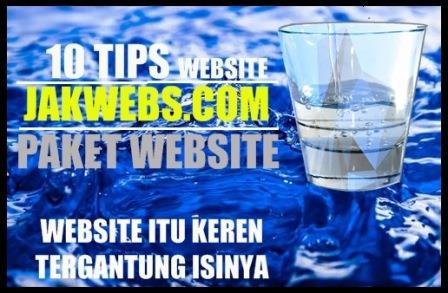 paket website company profile, paket desain website