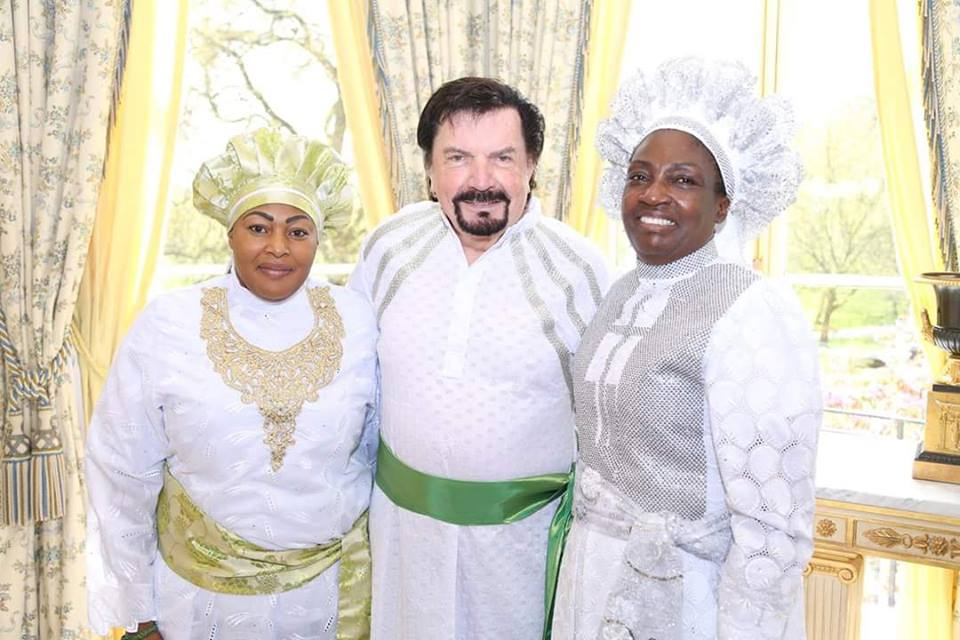 Image result for pictures of white garment churches in London