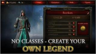 Download Arcane Quest Legends v1.0.7 Apk Data Mod (Free Shopping) Offline