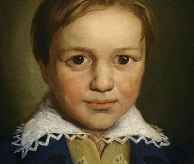 Beethoven childhood photograph