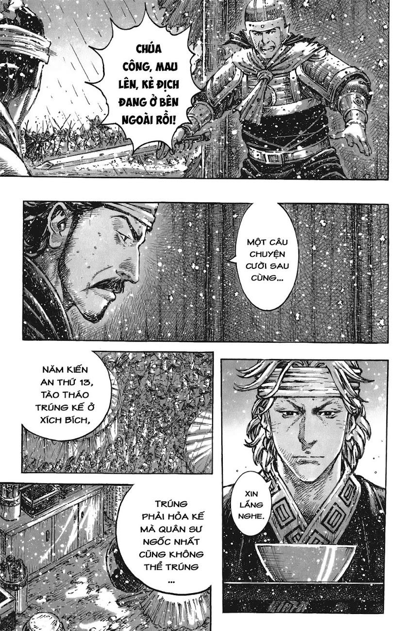 Hỏa phụng liêu nguyên Chương 441: Kiêu hùng trung thần [Remake] trang 19