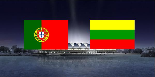 مباراة ليتوانيا والبرتغال بتاريخ 10-09-2019 التصفيات المؤهلة ليورو 2020
