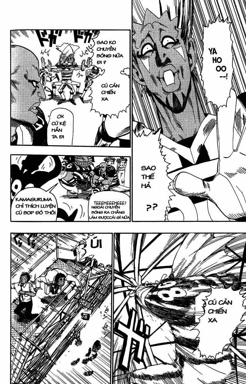 Eyeshield 21 chapter 47 trang 10