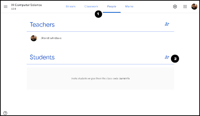 Add_teacher_student_google_classroom