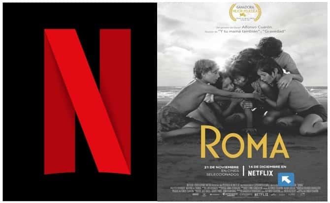 Roma, Cuarón, estrenos