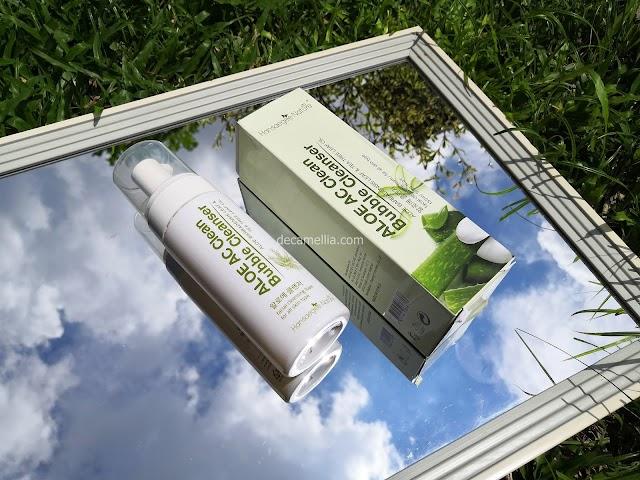 Pencuci Muka Aloe Vera Yang Bersih & Tak Mengeringkan Kulit | Hansaegee Nature