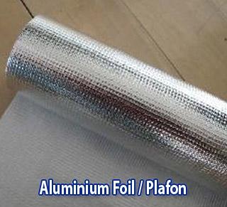 Aluminium Foil Pada Baja Ringan Medan