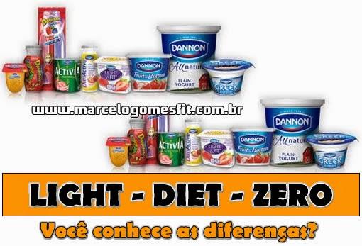 Light - Diet - Zero