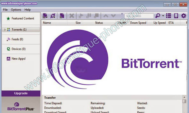 تحميل BitTorrent Pro 7 تورنت ملفات نسخة كاملة مع التفعيل