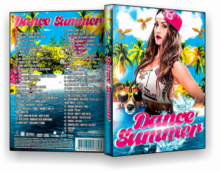 CAPA DVD – Dance Summer – ISO