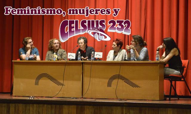 Feminismo escritoras Celsius 232