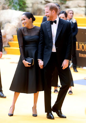 Royal Premiere of Lion King in London 2019