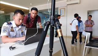 Kantor Syahbandar Utama Pelabuhan Tanjung Priok Hentikan Sementara Layanan Buku Pelaut Keliling
