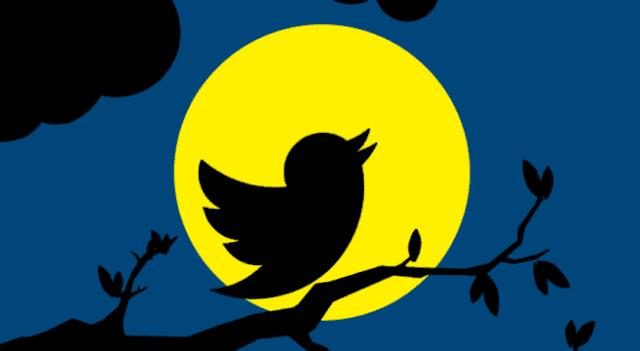 حافظ على عينيك اثناء استعمال تطبيق تويتر عن طريق تفعيل خاصية الوضع الليلي
