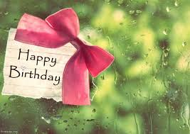 sweet happy birthday wishes