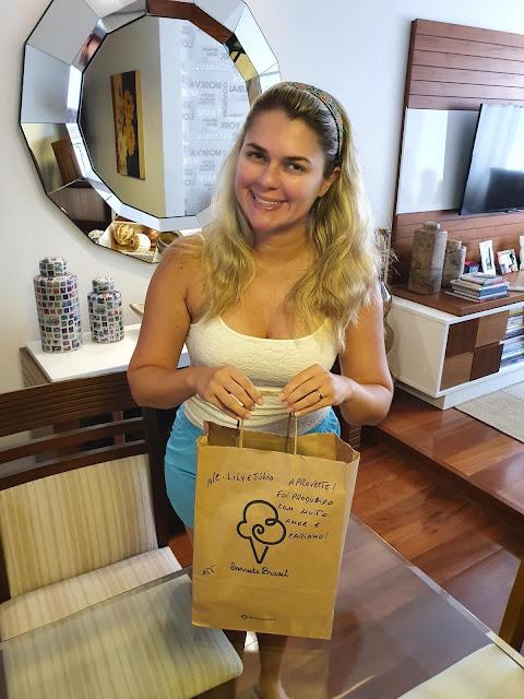 Blog Apaixonados por Viagens - Delivery Sorvete Brasil - Rio de Janeiro