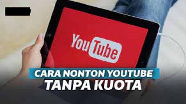 Cara Nonton Youtube Offline tanpa Kuota