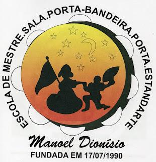 Logo da Escola Mestre Dionísio