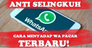 cara menyadap isi chat whatsapp
