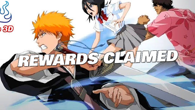 Claiming Rewards from Various Sources! Bleach Mobile 3D Gameplay on PC!