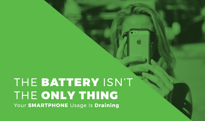 Is Your Smartphone Sucking The Life Out Of You?