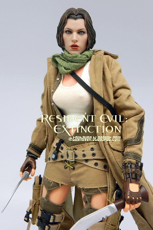 Toyhaven Resident Evil Extinction Milla Jovovich As Alice 1 6