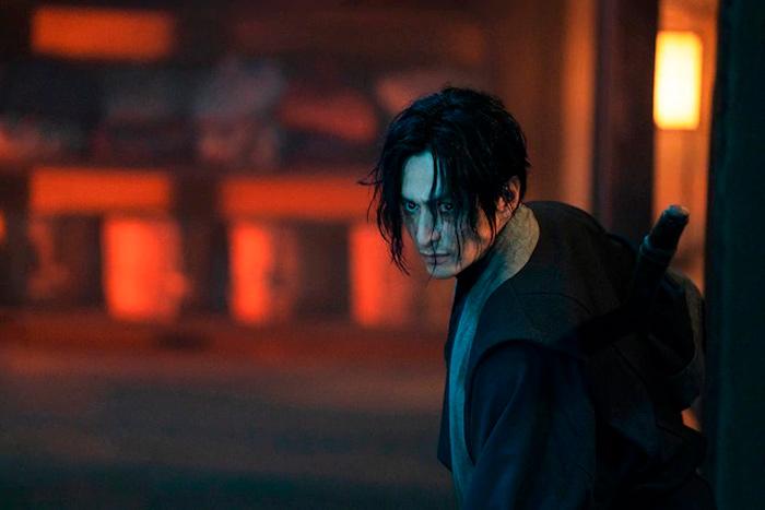 Rurouni Kenshin Final Chapter (The Final / The Beginning) live-action - Yusuke Iseya