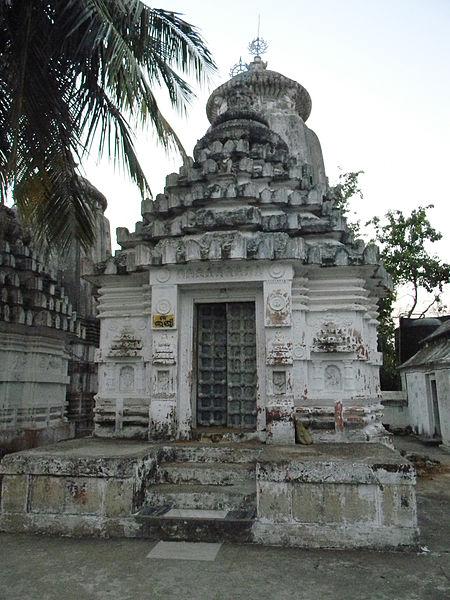 Lakhsmi Temple at Lord Nilamadhaba Temple, Kantilo