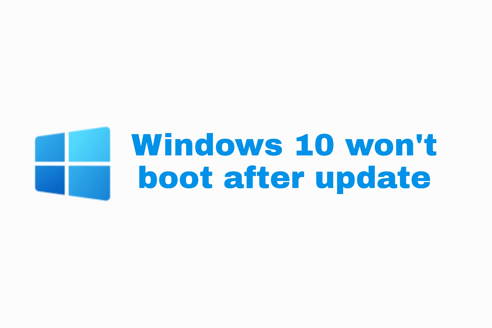 Windows error code 0xc0000098, 0xc0000034, 0xc000014c & others error codes - Ultimate guide - windows 10 won't boot after update
