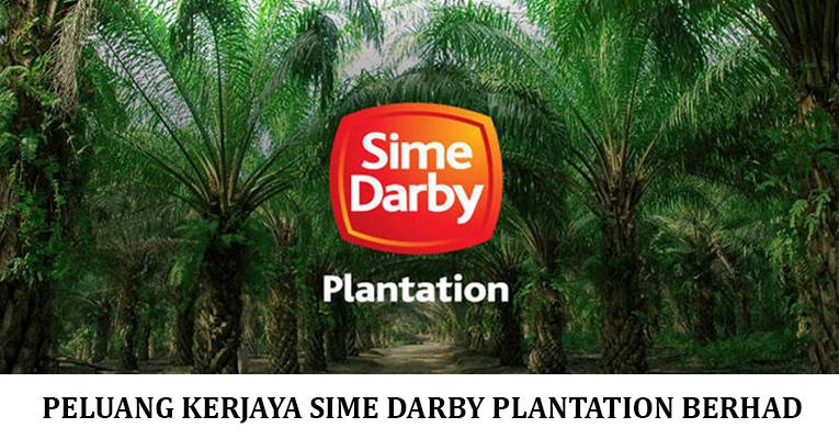 PERMOHONAN JAWATAN TERKINI DI SIME DARBY PLANTATION BERHAD