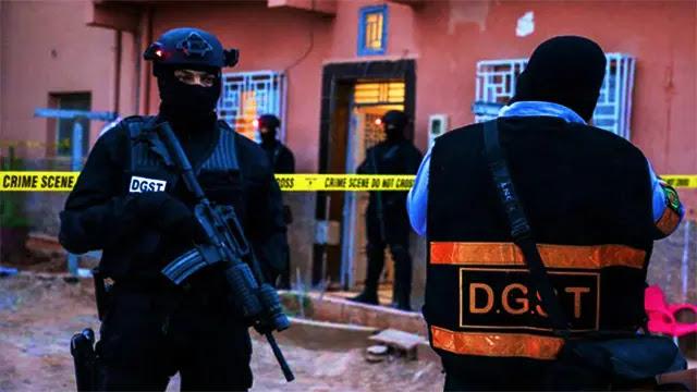 المغرب: تفكيك خلية إرهابية موالية لداعش بالراشيدية